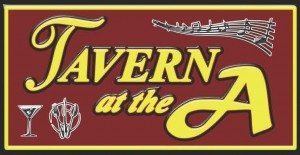 Tavern on the A logo